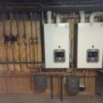 installation chauffage Riello service express